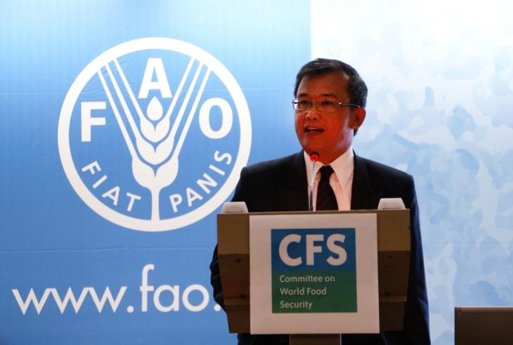 FAO, Paris