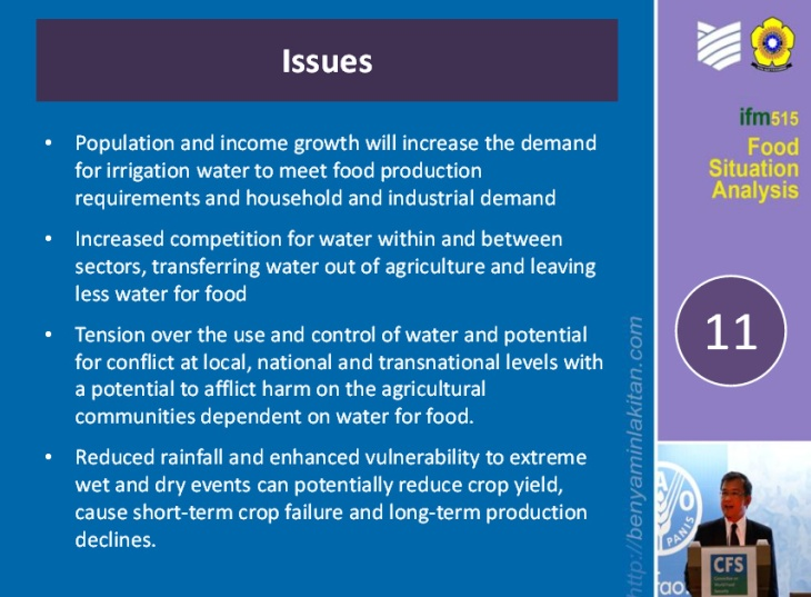 Water 4 Agriculture