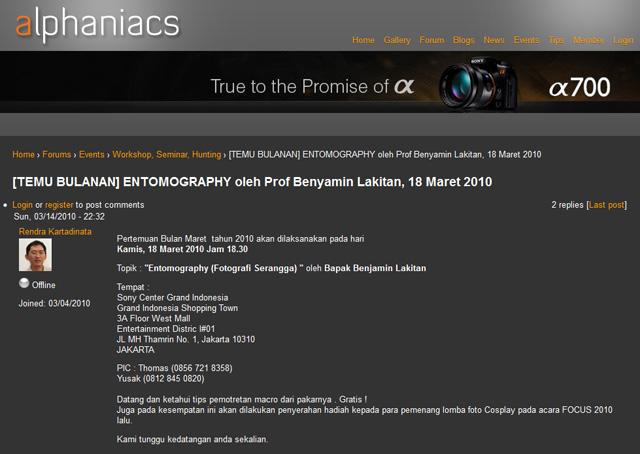 Instruktur Entomography 4web