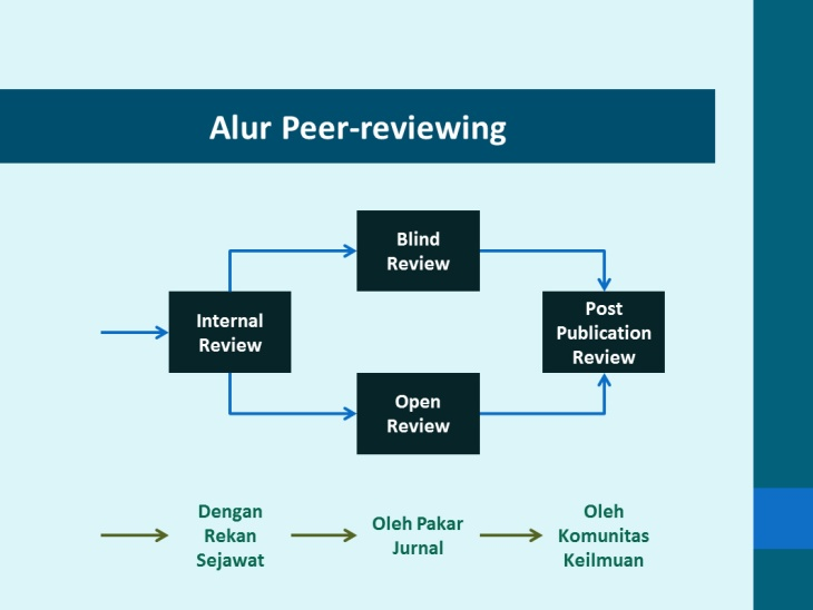 alur peer review