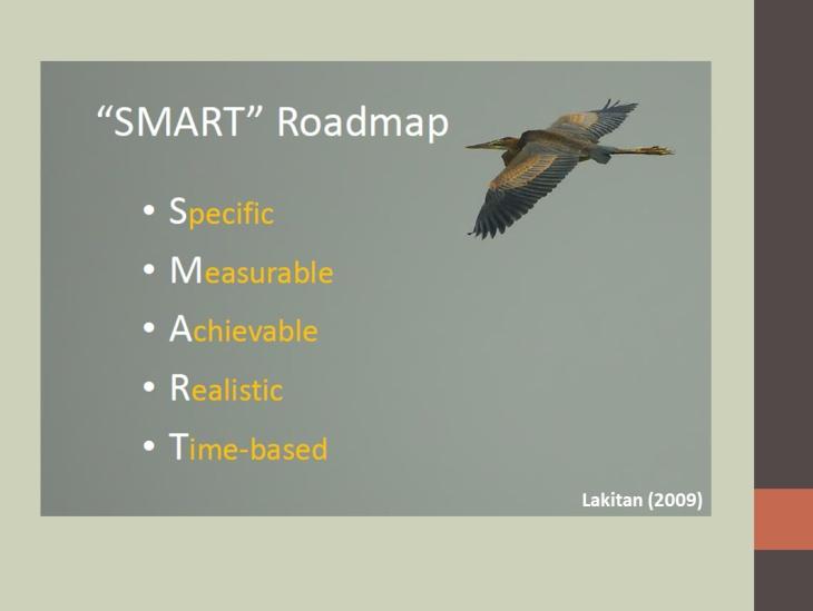 Smart Roadmap