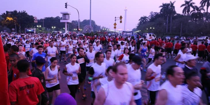 Jakarta Marathon 01