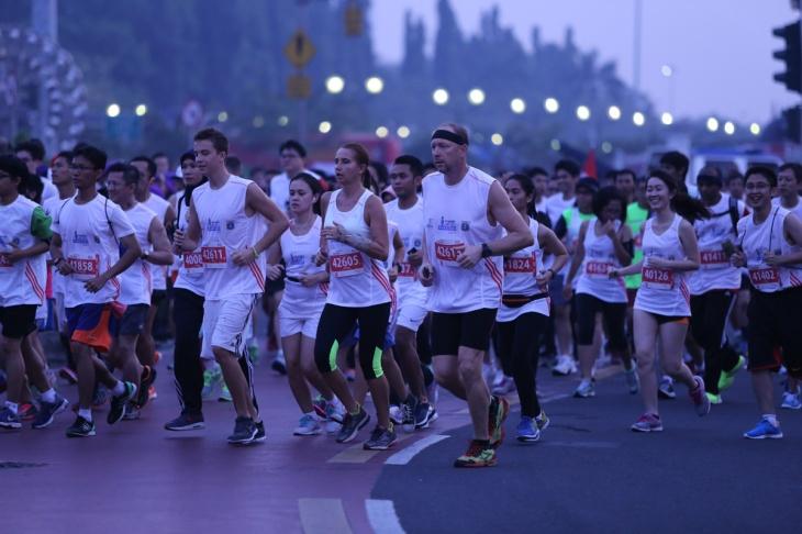 Jakarta Marathon 03