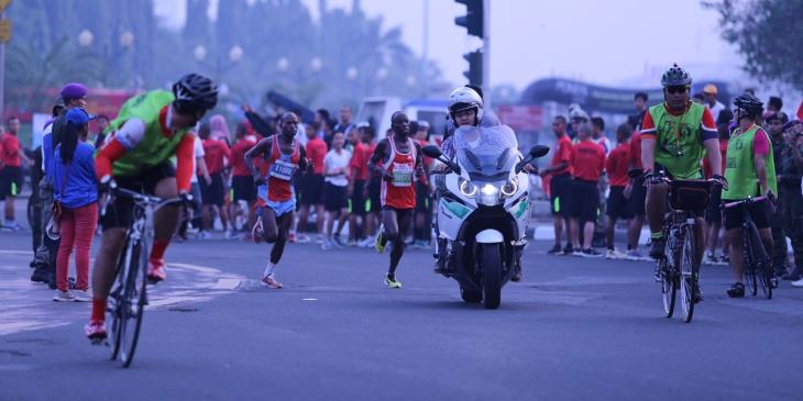 Jakarta Marathon 04