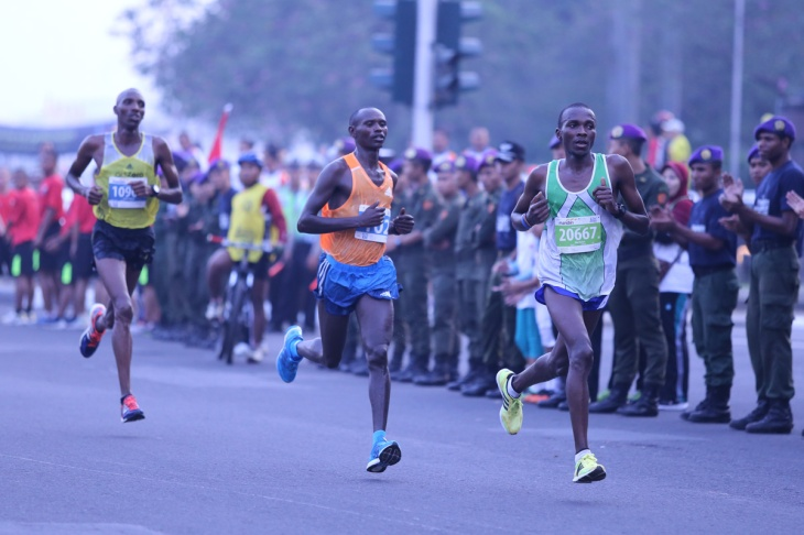 Jakarta Marathon 05