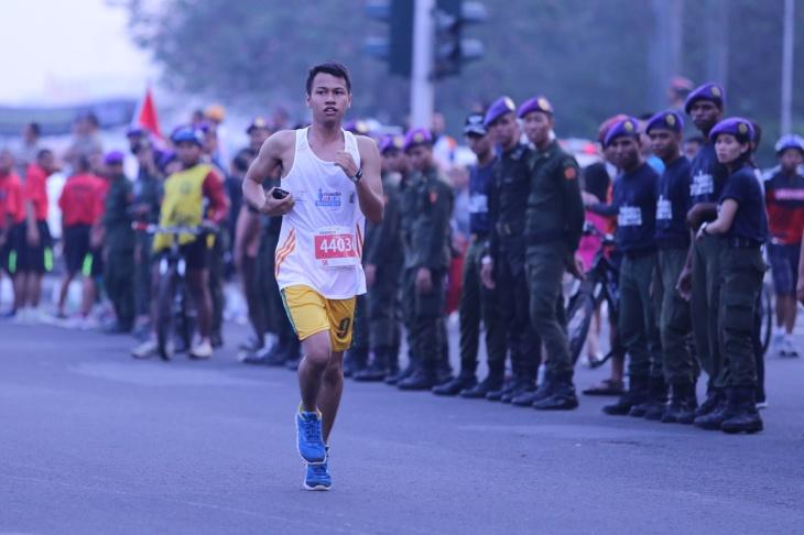 Jakarta Marathon 06