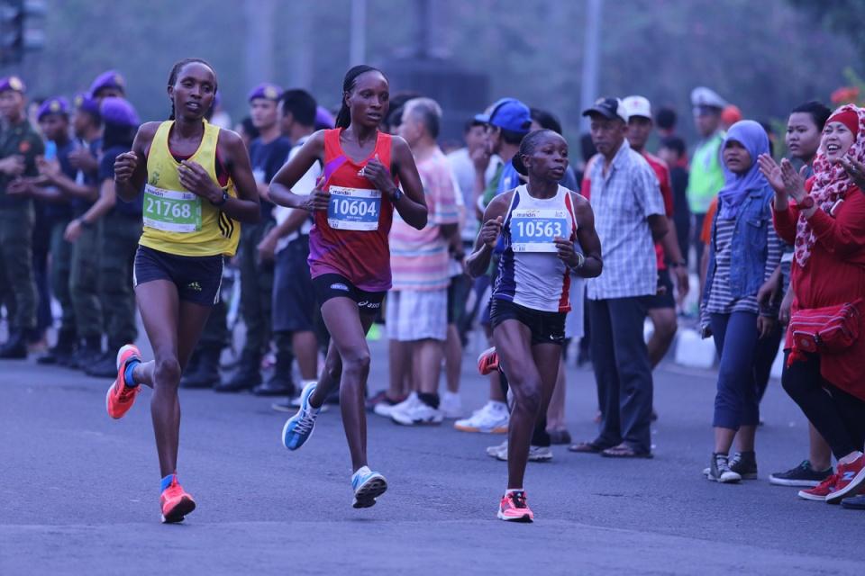 Jakarta Marathon 09