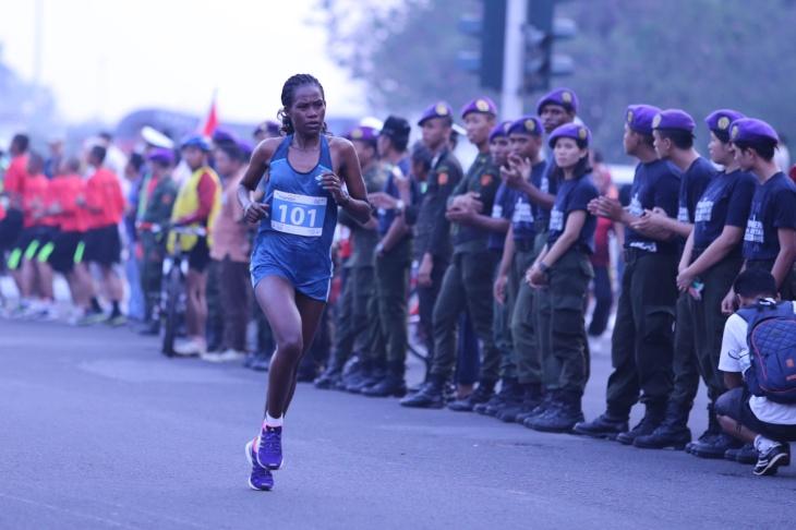 Jakarta Marathon 10