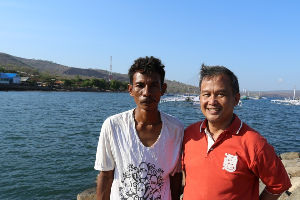 Kampung Nelayan Kolo 11