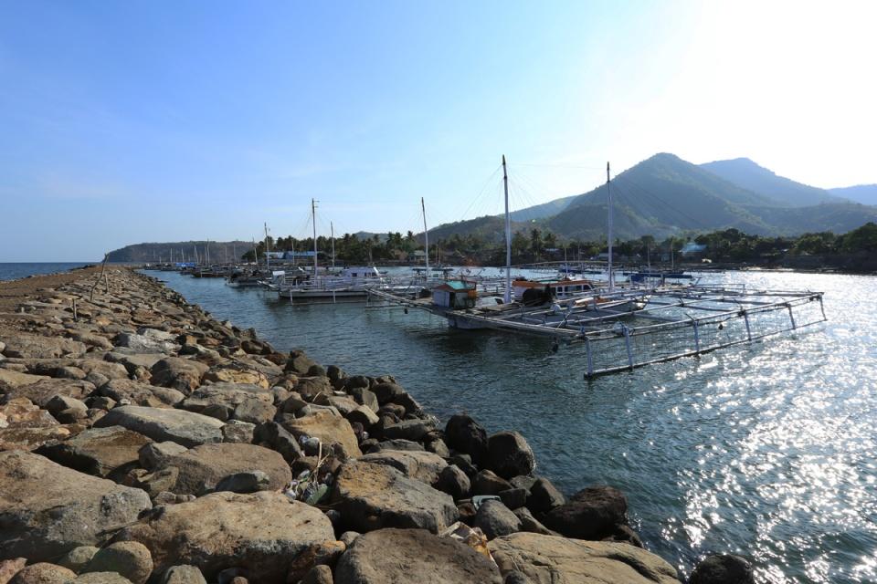 Kampung Nelayan Kolo 2