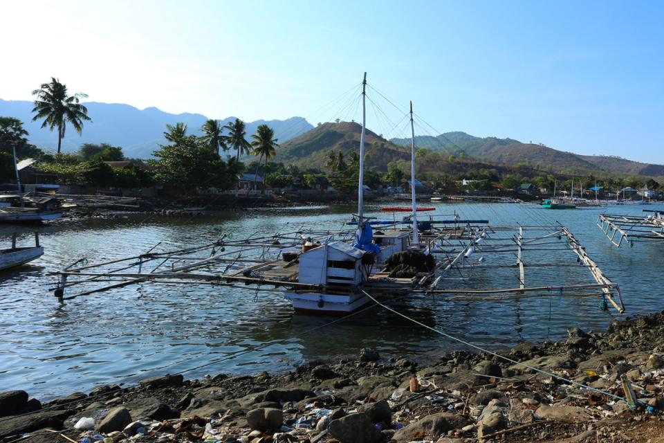 Kampung Nelayan Kolo 5