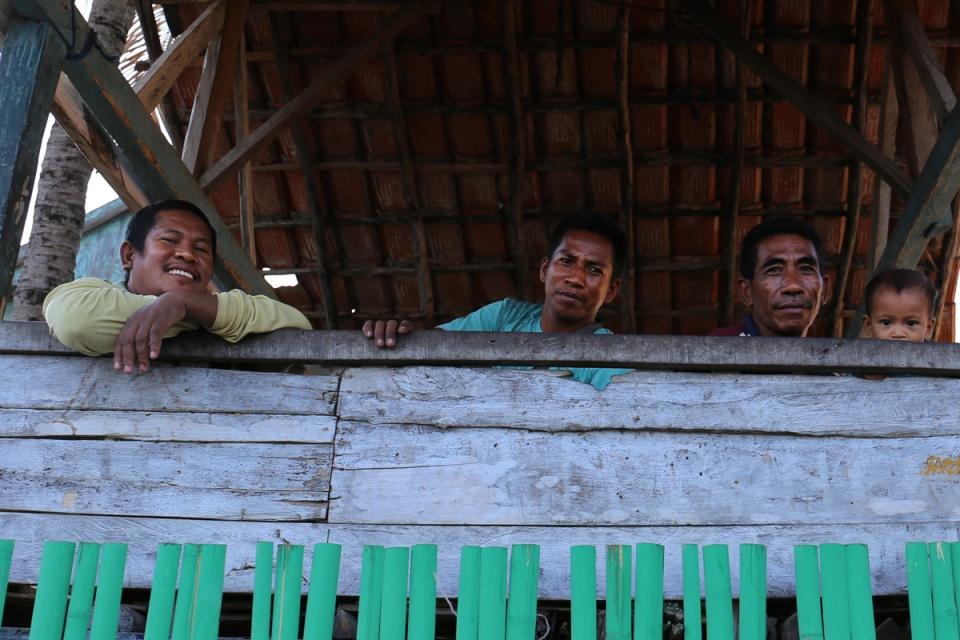 Kampung Nelayan Kolo 9