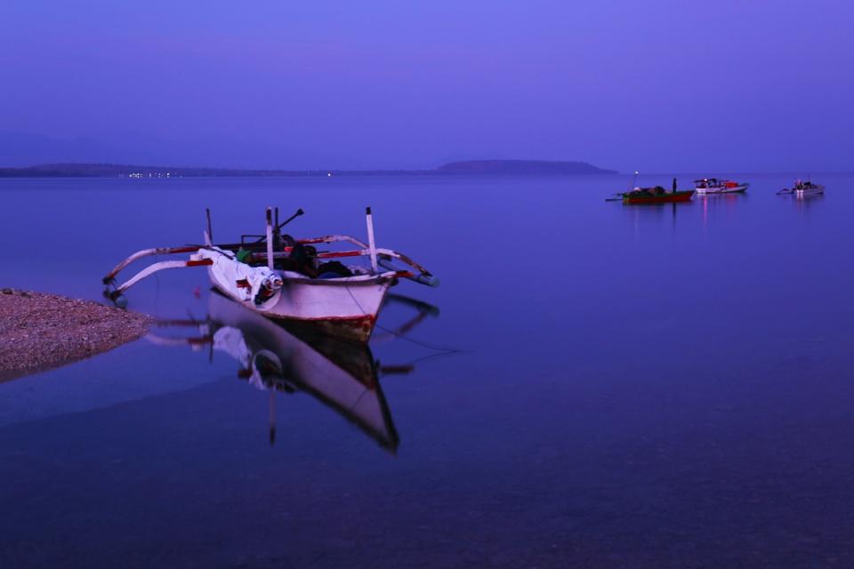Sunrise - Tanjung Pasir Moyo 3