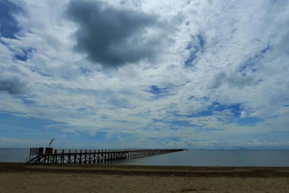 Le Batakan Beach 1