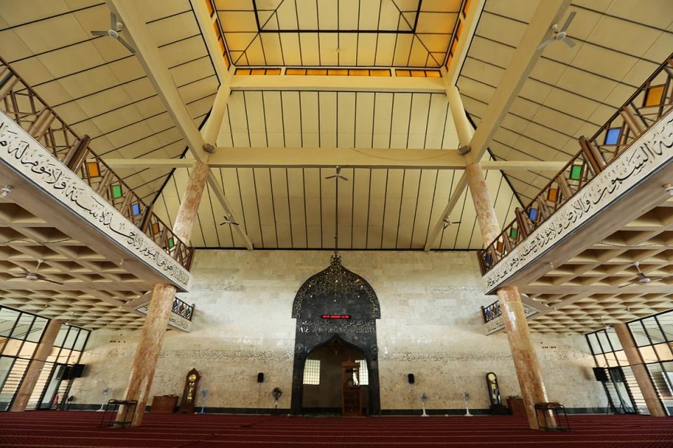 Masjid Sumbawa Besar 3