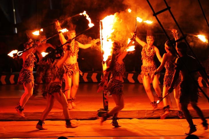 Oriental Circus @ Balikpapan 04