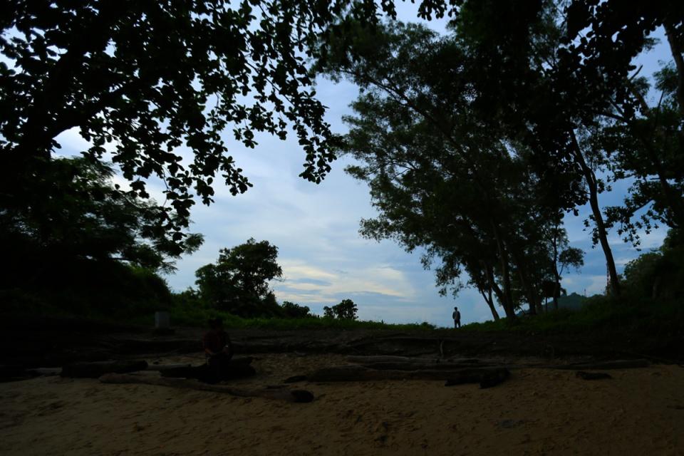 Pantai Banua Patra Balikpapan 5