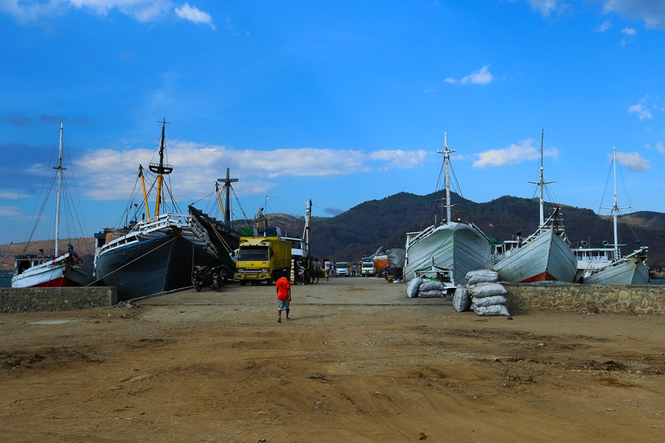 Pelabuhan Bima 2