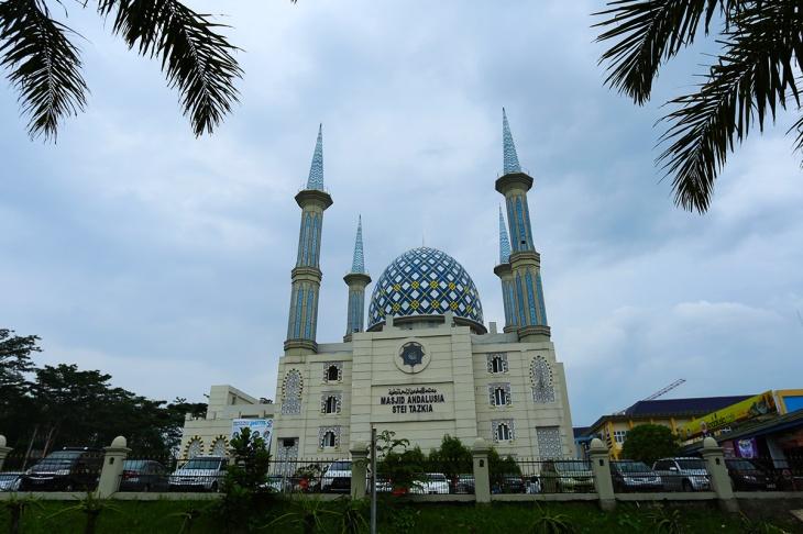 Masjid Andalusia Sentul 1