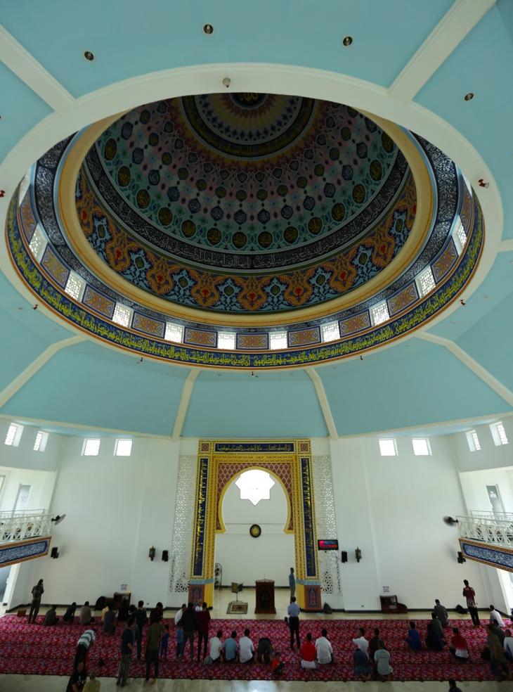 Masjid Andalusia Sentul 3