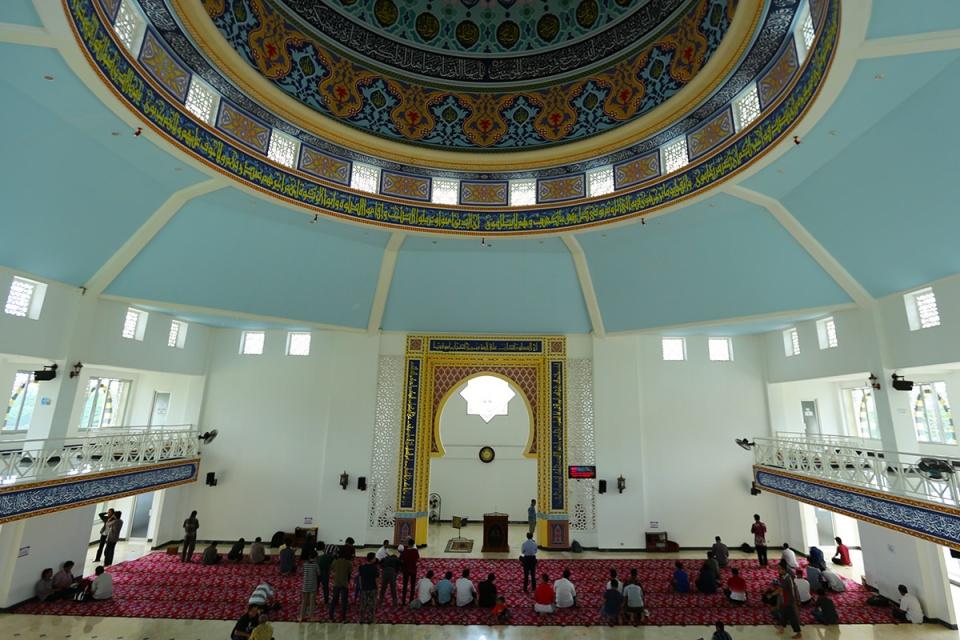 Masjid Andalusia Sentul 4