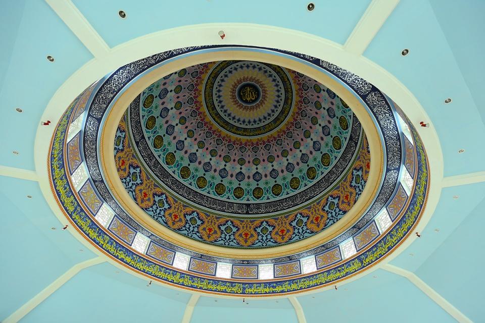 Masjid Andalusia Sentul 5
